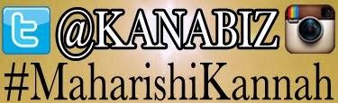 MAHARISHI KANNAH REDES