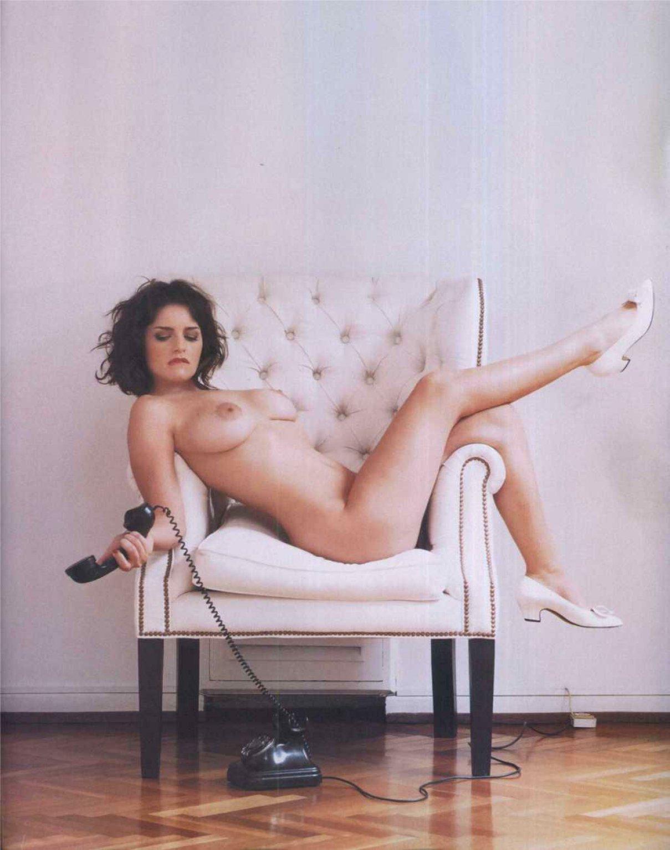 Romina Ricci Revista Playboy Argentina Agosto