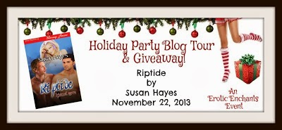 Holiday Party Blog Tour