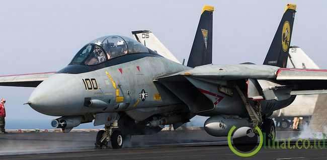 F-14D Super Tomcat – Mach 2.34