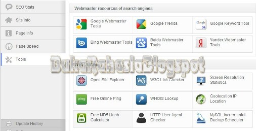 Web and SEO Tools - buka-rahasia.blogspot.com