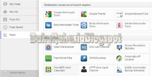 Web and SEO Tools - buka-rahasia.blogspot.com
