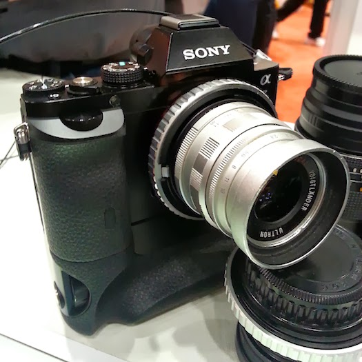 sony a7r lens adapter e-mount