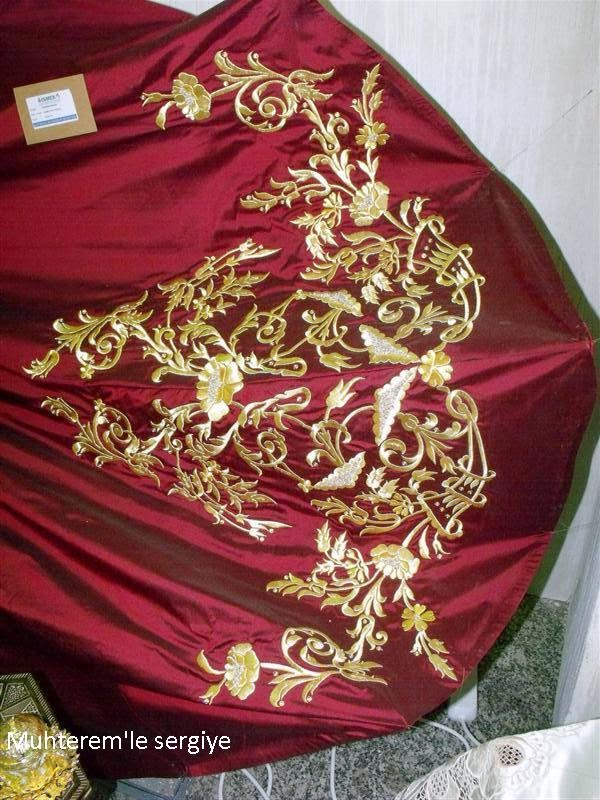 maras embroidery