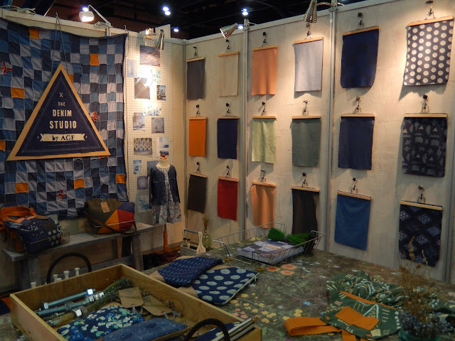The Denim Studio by Art Gallery Fabrics @ Quilting Mod