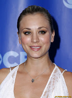 Kaley Cuoco CBS Upfront at The Tent at Lincoln Center