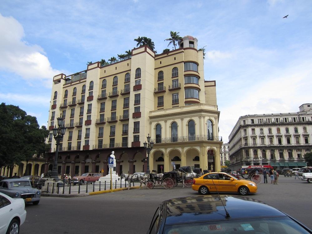 Cuban Cigars, Culture & Lifestyle: Hotel Parque Central ...