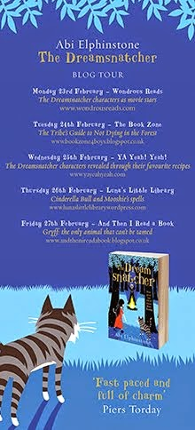 Dreamsnatcher Blog Tour
