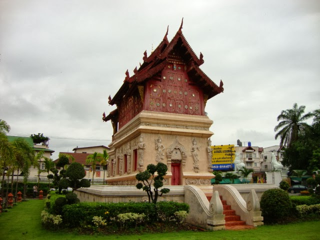 Chaing Mai Historic Building