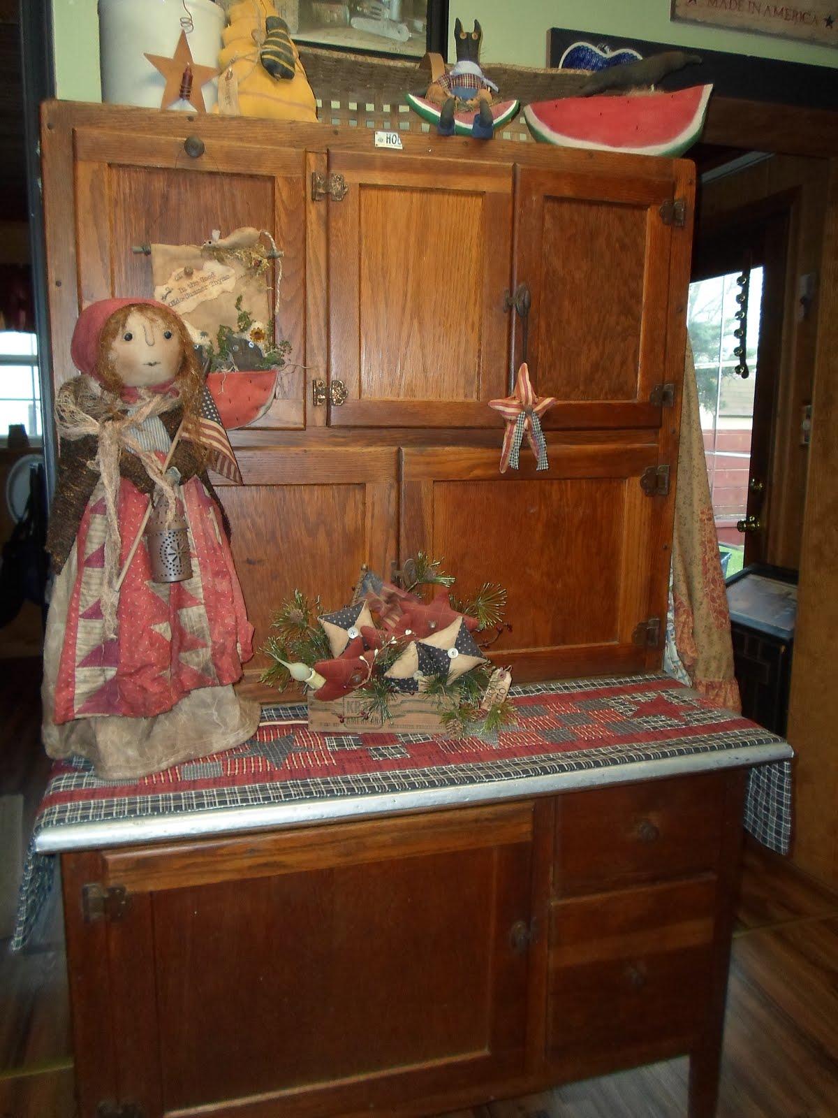 My Hoosier Cabinet