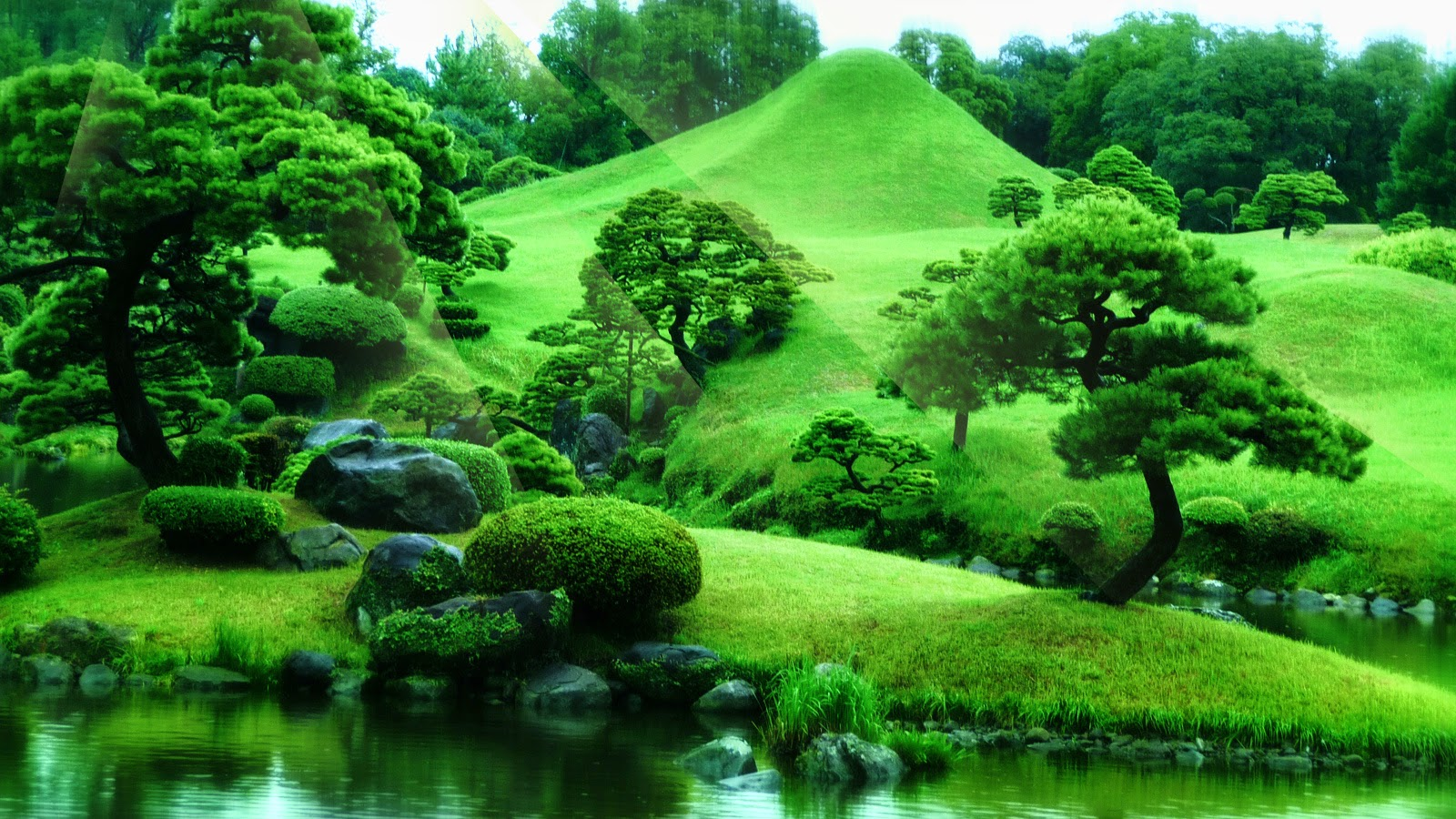E ku reo 132 jard n zen ii for Figuras para jardin zen