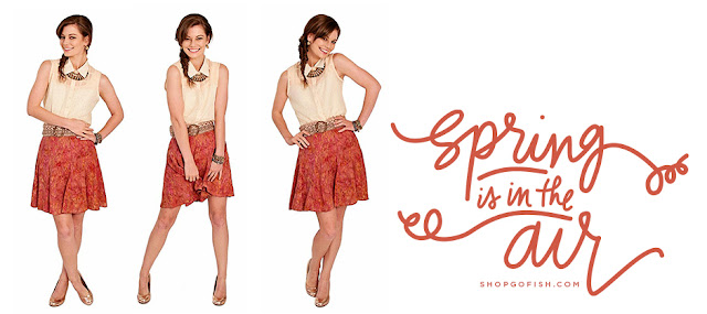 Spring Fashion from Go Fish