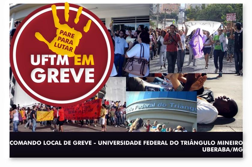 UFTM EM GREVE
