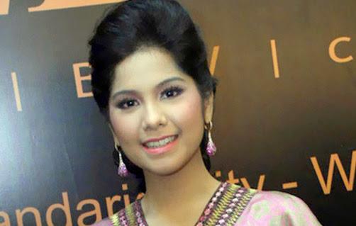 Annisa Pohan menantu Susilo Bambang Yudhoyono yang cantik