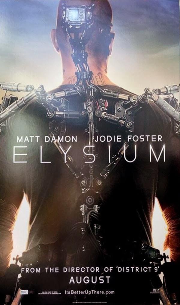 Assistir Elysium Dublado 2013 Online