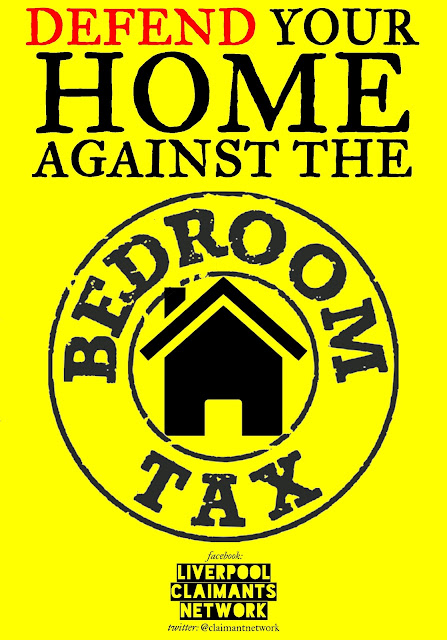 Anti workfare defend your home against the bedroom tax for N ireland bedroom tax