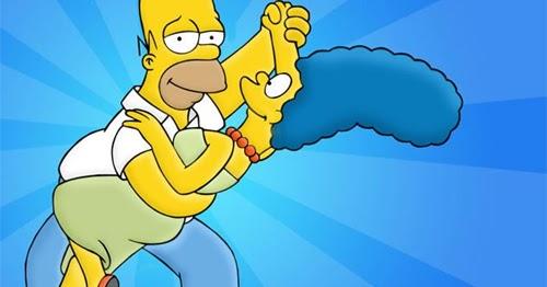 Bart simpson niega que homero y marge se divorcian el - Bart simpson nu ...