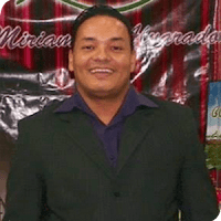 Pastor Evangelista. Johan Phaen (Venezuela)