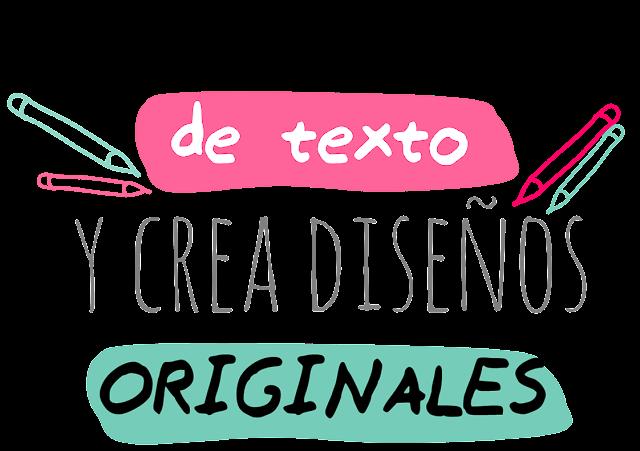 Creative Mindly: Crea tus propias fuentes de texto