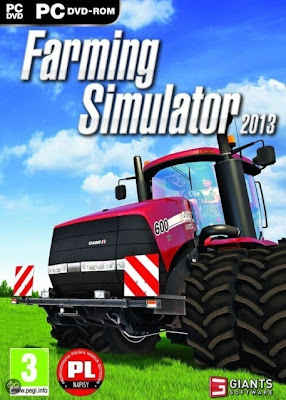 Free Download Farming Simulator 2013 PC Game Full Version