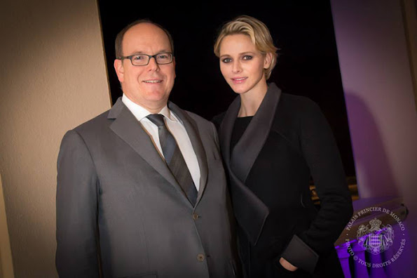It's been a while since we last saw Princess Charlene, but it's not hard to imagine taking care of twins is a full time job.