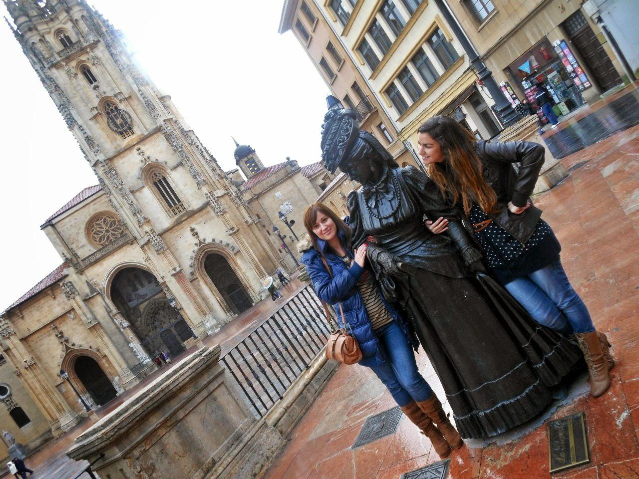 Oviedo Catedral Asturias Regenta