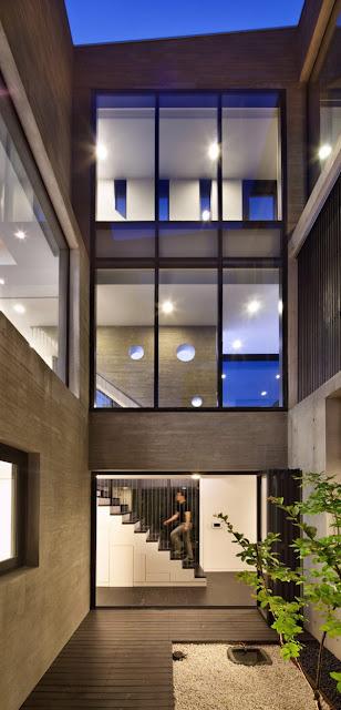 Rumah Modern Korea 5