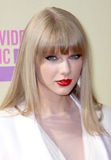 Taylor Swift 2012 VMA Makeup