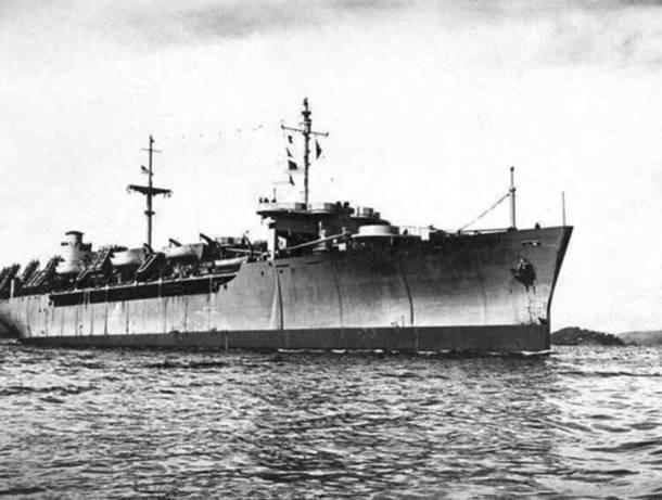 Ölü gemi SS Ourang Medanın gizemi