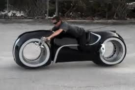 Tron Lightcycle Choppers Movie