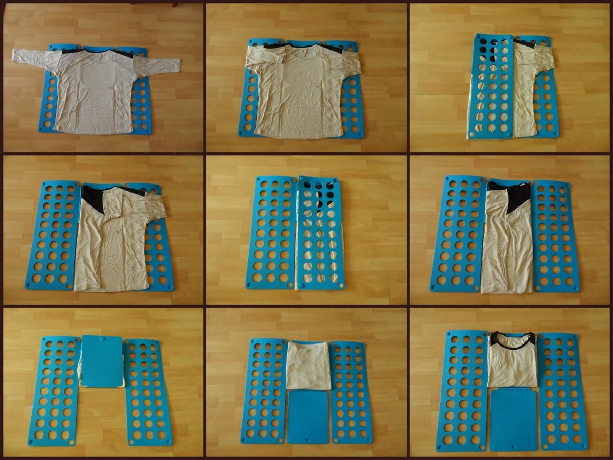 Mi control freak favorita alicia 39 s own - Como doblar una camisa ...