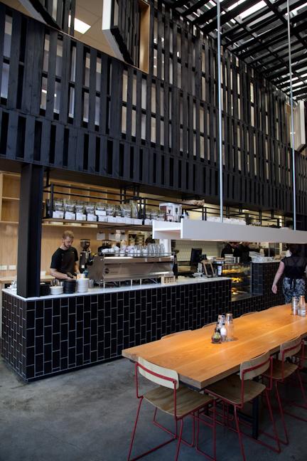 Melbourne cafes photo blog industry beans for Design industry melbourne