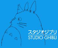 Selo do Studio Ghibli, famoso estúdio de animação japonesa