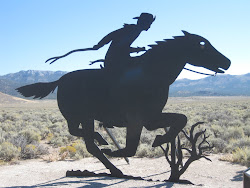 Pony Express Route Marker