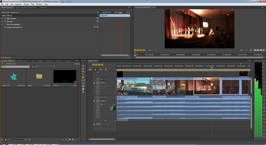 Adobe Premiere Pro CC for Windows