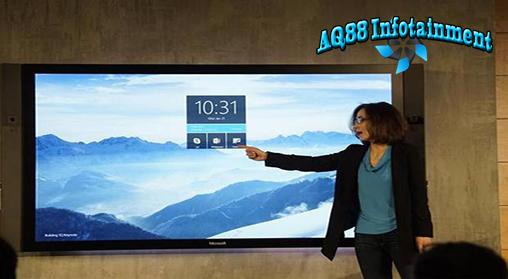 Setelah diperkenalkan Januari silam, tablet raksasa Microsoft yang bernama Surface Hub siap dipasarkan. Perangkat berbasis Windows 10 tersebut bakal dipatok seharga sebuah mobil baru.
