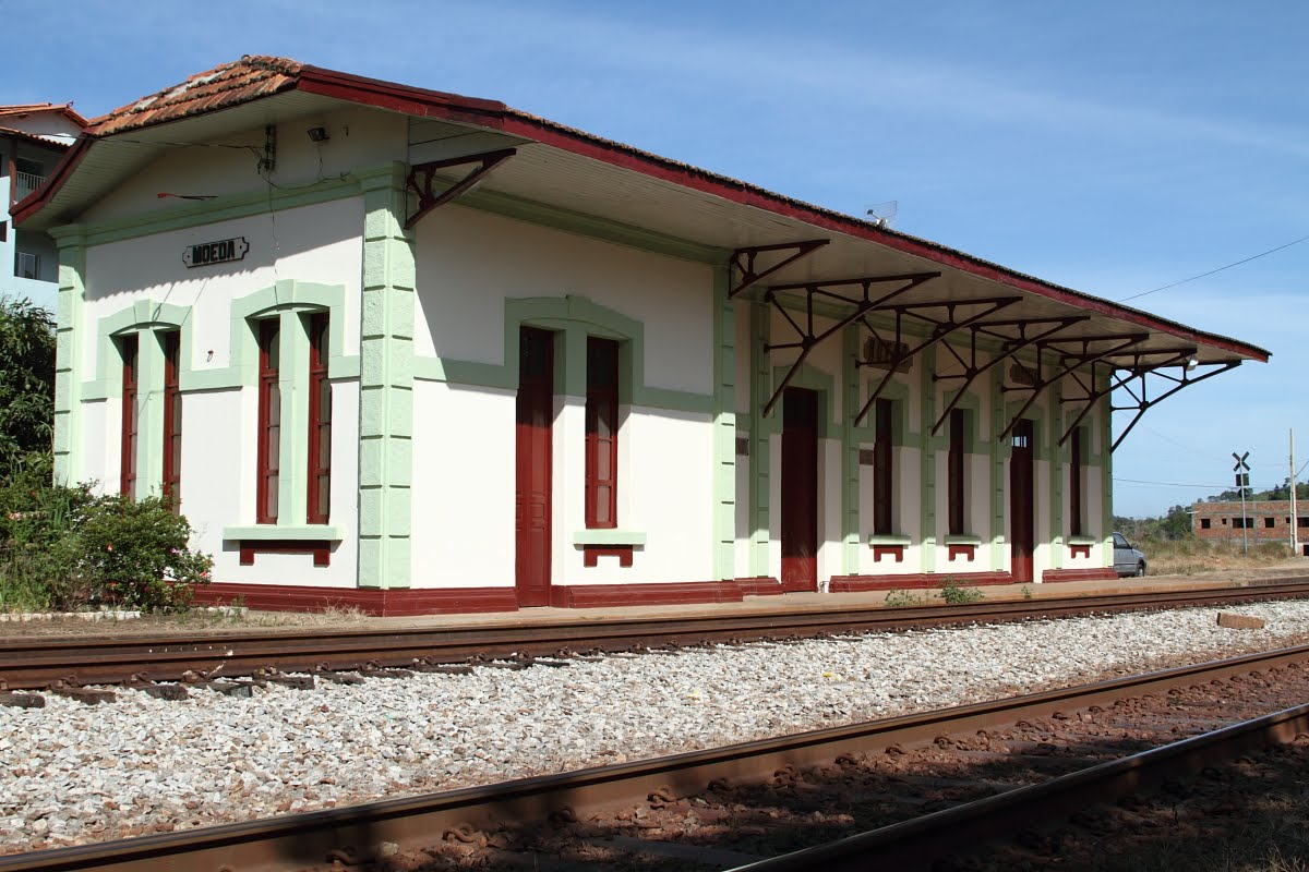 Moeda Central do Brasil: de metal e cheia de pequenas estruturas #2762A4 1200x800