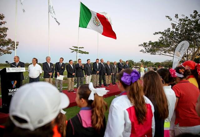 Inaugura el Gobernador la VIII Copa Yucatán 2015