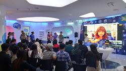 Peluncuran Buku Secara Online Pertama di Indonesia dengan Jaringan XL 4G LTE