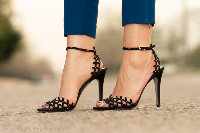 Blogger especialista en zapatos bonitos y de calidad Adictaaloszapatos