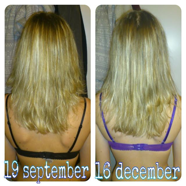 tjockare hår silica