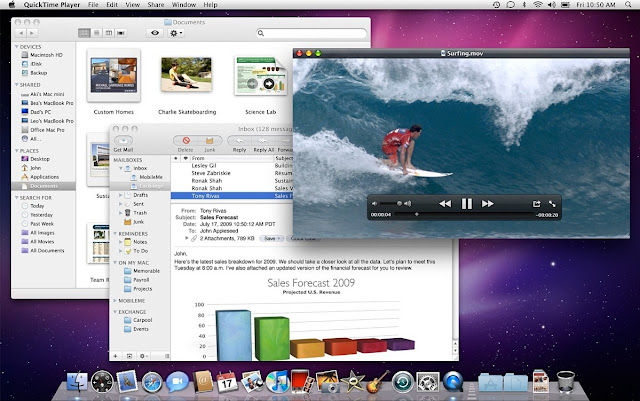 Mac OS X Snow Leopard Free download