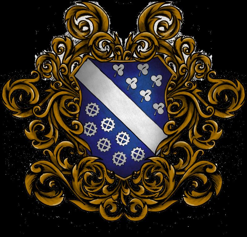 Wappen der Steamloge Cassel by Zeitunschaerfe