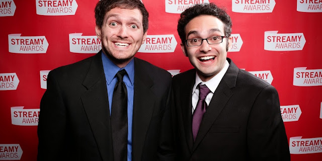 The Fine Brothers, Youtube, Comedy