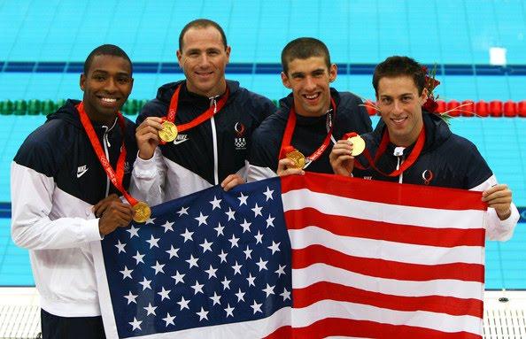 Team USA Winning Olympic Gold!