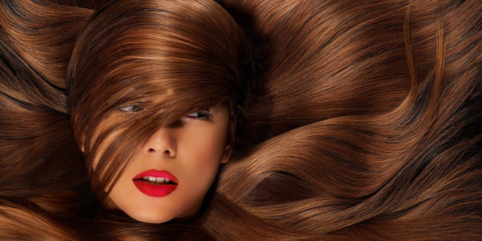 बालों को शानदार चमकदार मुलायम बनायें