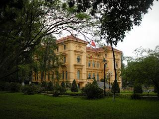 Palais présidentiel, Hanoi (Vietnam)