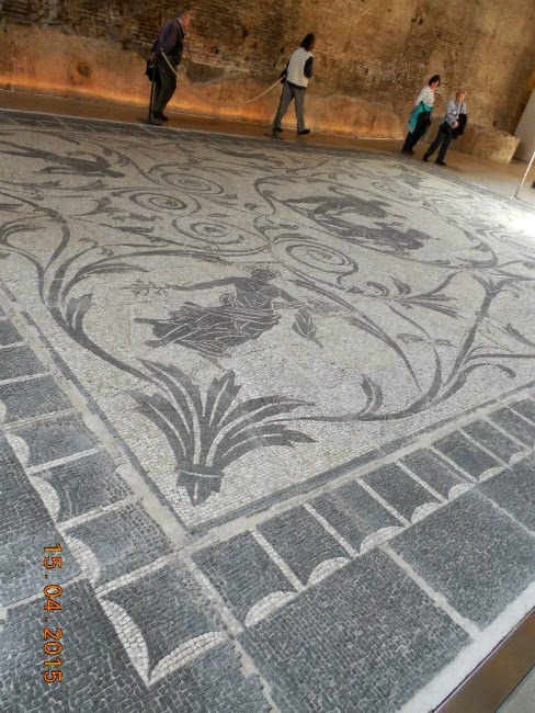 mozaic pastrat intact