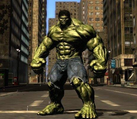 hulk the video game: