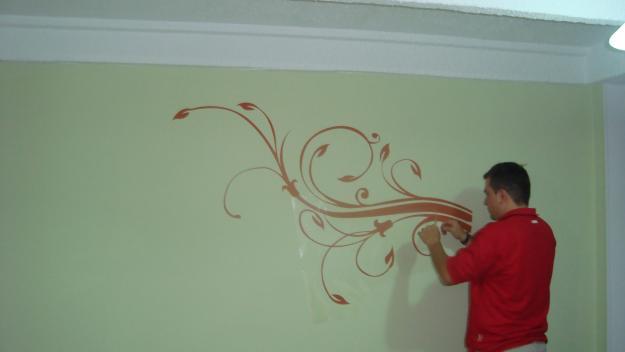 Gusmark publicidad interior exterior montajes y for Stickers decorativos de pared